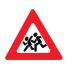 Водитель, будь внимателен, на дороге дети!