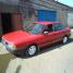 Продается Audi 80, 1990 года, цвет красный