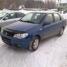 Продается Fiat Albea (Фиат Альбеа), 2008 года выпуска, цвет синий