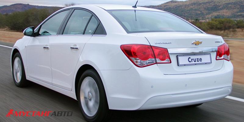 Chevrolet Cruze седан
