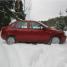 Продается Лада Калина, седан, 2008 года, цвет красный