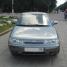 Продается ВАЗ 2110, 1996 года, цвет серебристо-зеленый