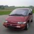 Продается Pontiak Transport, 1992 года, цвет красный