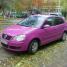 Продается Volkswagen Polo (Фольксваген Поло), 2007 г.в., цвет розовый