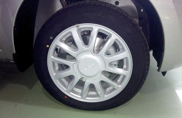 15 дюймовые диски на автомобилях Лада