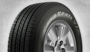 BFGoodrich Long Trail T/A Tour