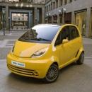 Индийская кроха Tata Nano: маленькое авто для большой страны