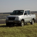 Новый пикап UAZ Pickup