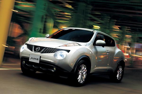 Особенности Nissan Juke