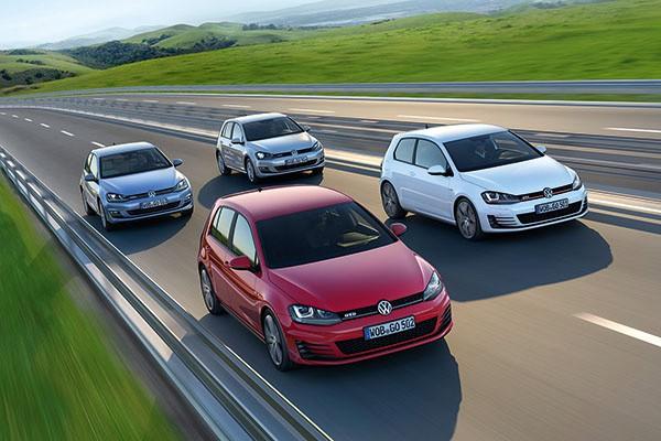 Новинки модельного ряда Volkswagen