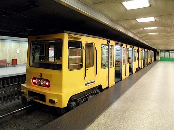 Метрополитен Будапешта