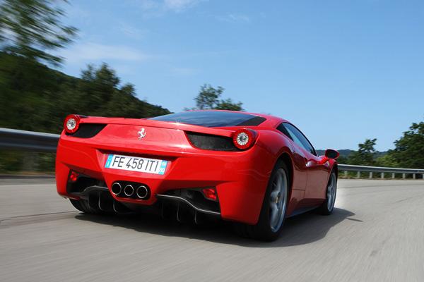 Ferrari - лучшая из автомобилей!