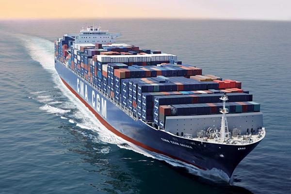 Морская перевозка негабаритных грузов