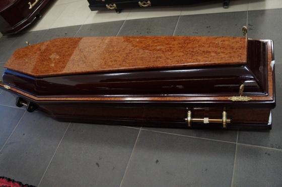 Где можно заказать гроб?