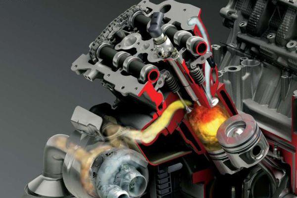Система питания двигателя автомобиля