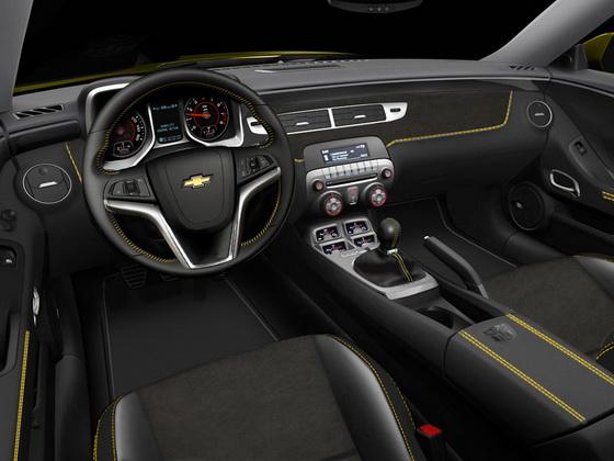 Все о новом Chevrolet Camaro