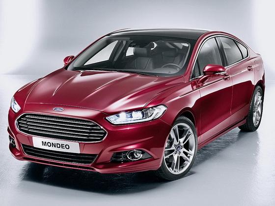 Все о новом Ford Mondeo