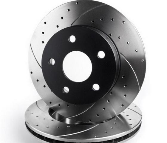 Тормозные диски VW Touareg