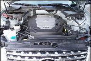 Двигатель для Инфинити FX 35