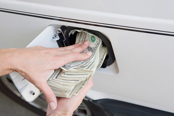 Все о контроле расхода топлива
