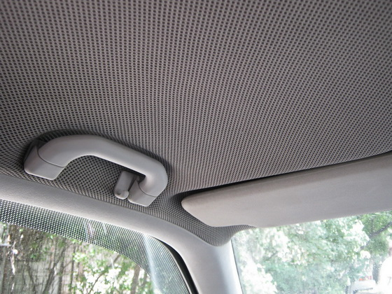 Потолок в авто