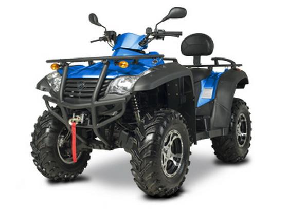 Квадроцикл cf moto 500