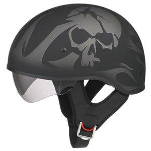 Выбираем открытый шлем для чоппера