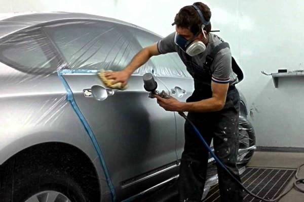 Как покрасить автомобиль собственными руками: дельные советы для начинающих автомобилистов