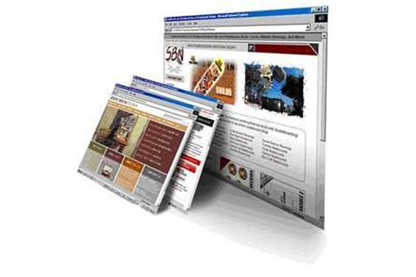 Как создается сайт специализированный сайт?