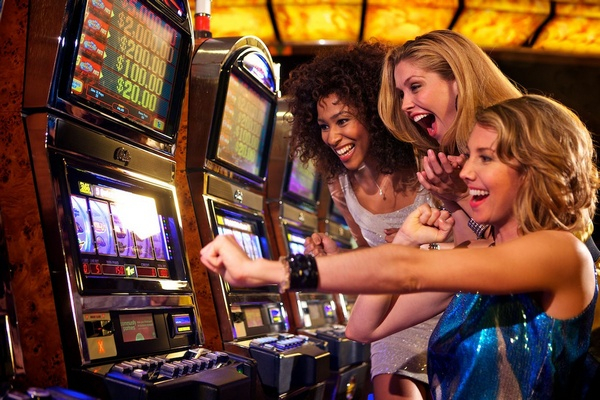Опции игровых автоматов