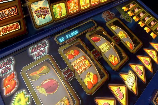 игровые автоматы Thrill seekers