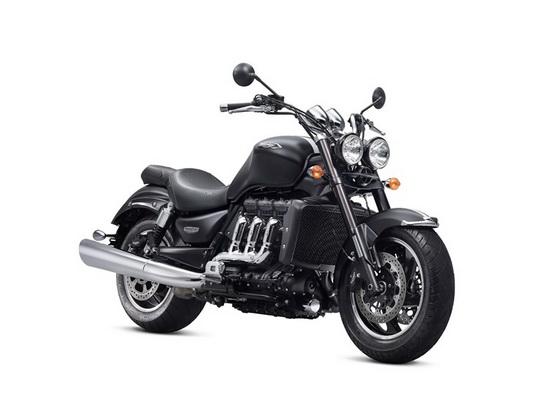 Мотоциклы Triumph: обзор 3 самых популярных моделей