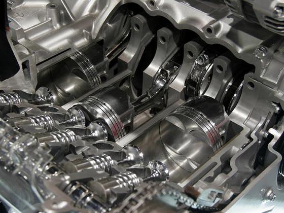 Ремонт дизельного двигателя в автосервисе Интер Авто