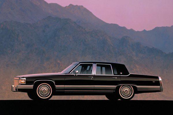 запчастей Cadillac