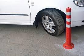 Парковочные столбики помогут оптимально использовать территорию парковки
