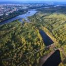 Достопримечательности Красноярска: Остров Татышева и Вавада