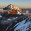 Описание Авачинского вулкана
