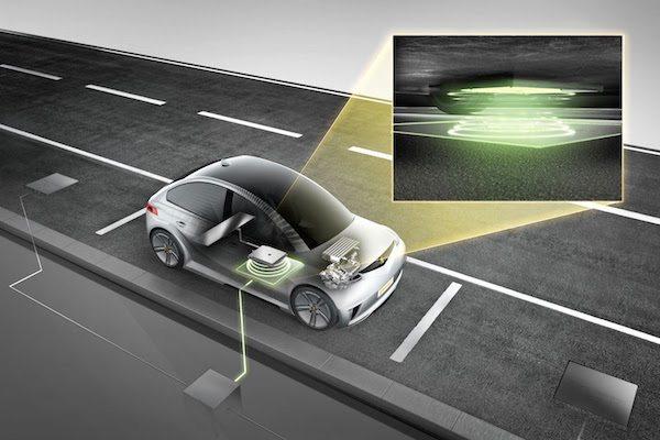 Индуктивная зарядка - путь в будущее для электромобилей?