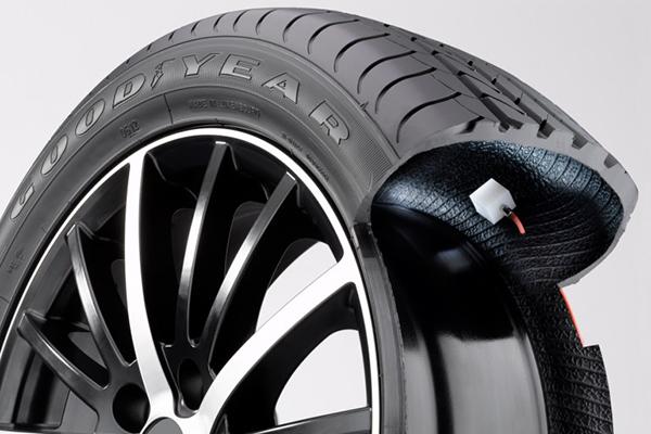 Автомобиль. Как устроена шина?