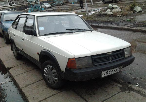 Продается москвич 2141 1993 года цвет